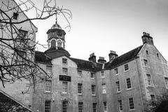 Szpital psychiatryczny w Perth Szkocja zdjęcia stock
