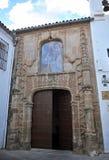 Szpital Santiago, Zafra, Badajoz, Hiszpania, obraz royalty free