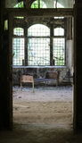 Szpital w Beelitz-Heilstaetten Obrazy Stock