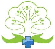 Szpitala znak Zdjęcie Royalty Free