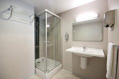 Szpitalna łazienka Fotografia Royalty Free