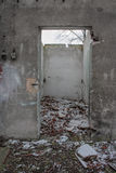 Szpitalne ruiny Obrazy Royalty Free
