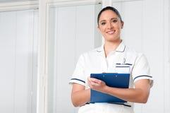 szpitalni pielęgniarki kobiety potomstwa Obraz Royalty Free