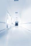 Szpitalny korytarz Fotografia Stock