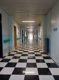 Szpitalny pas ruchu Zdjęcia Stock