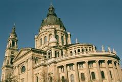 Szt. Iglesia de Istvan, Budapest Imagen de archivo libre de regalías