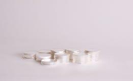 sztaby cykli/lów srebra skarb Obrazy Stock