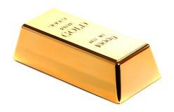 sztaby złoto Obrazy Royalty Free