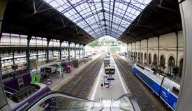 sztachetowa Lyon stacja obrazy royalty free