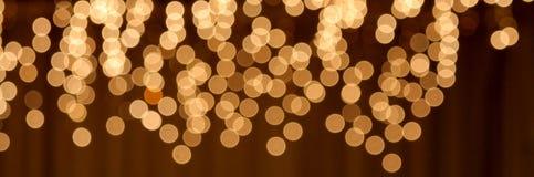 sztandarów światła Zdjęcie Royalty Free
