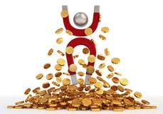 sztandarów biznesowego projekta pieniądze ty Zdjęcia Stock