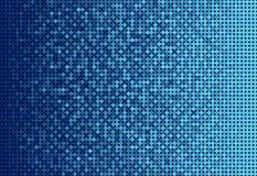 Sztandarów cekinów Błękitna błyskotliwość, błyskotanie, plecy royalty ilustracja