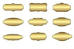 Sztandar ilustracji