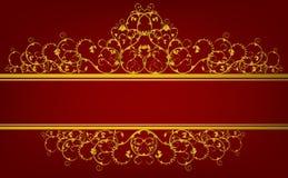 sztandar dekoracyjny Zdjęcie Royalty Free