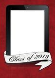 Skalowanie dla 2013 elektronicznych pastylek royalty ilustracja