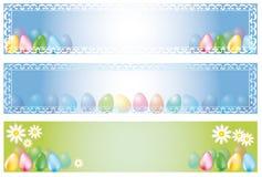 sztandar Easter Obraz Royalty Free