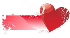 sztandar miłość ilustracji