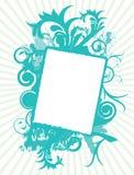 sztandaru abstrakcjonistyczny grunge Obraz Royalty Free