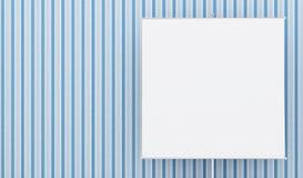 sztandaru błękit Ilustracji