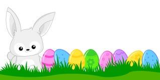 sztandaru Easter chodnikowiec Zdjęcia Stock