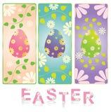 sztandaru Easter setu wektor Zdjęcie Stock