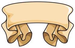 sztandaru ilustracyjny ślimacznicy wektor Obraz Stock