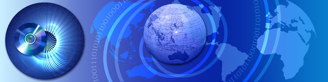 sztandaru związków druty światowi Obrazy Stock