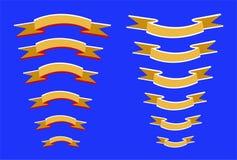 sztandary ilustracji