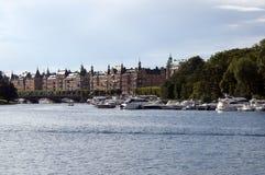 Sztokholm Obraz Royalty Free
