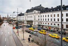 Sztokholm centrali stacja Obrazy Stock