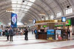Sztokholm centrali stacja Zdjęcie Royalty Free