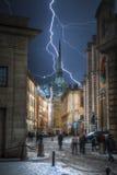 Sztokholm jest kapitałowy Szwecja Obraz Royalty Free