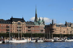Sztokholm, rok 2011 Obrazy Royalty Free