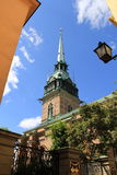 Sztokholm, rok 2011 Obraz Royalty Free