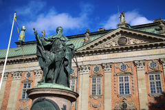 Sztokholm, Szwecja Obrazy Royalty Free