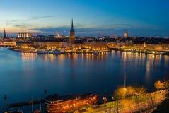 Sztokholm, Szwecja obraz royalty free