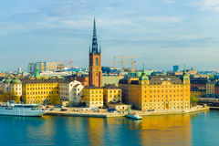 Sztokholm, Szwecja Obraz Stock