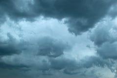sztorm chmur Zdjęcie Royalty Free