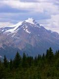 sztorm chmur mountain Zdjęcia Stock