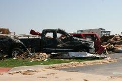sztuczki joplin mo baranu tornado Zdjęcie Stock