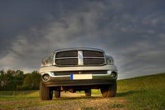 sztuczki pickup baran fotografia stock