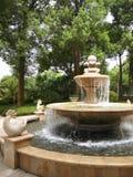 sztuczna fontanna Zdjęcia Royalty Free