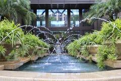 sztuczna fontanna Zdjęcie Stock