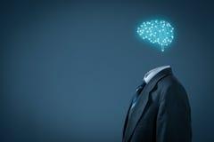 sztuczna inteligencja Zdjęcie Royalty Free