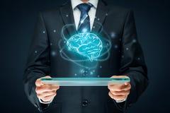 sztuczna inteligencja obraz stock