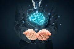 Sztuczna inteligencja i twórczość Zdjęcie Stock