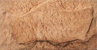 Sztuczna kamień płytka zdjęcie stock