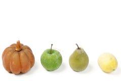 sztuczna owoc Zdjęcia Royalty Free