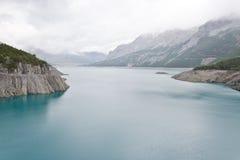 sztuczne jezioro Zdjęcie Stock