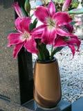 sztuczne kwiaty Fotografia Stock